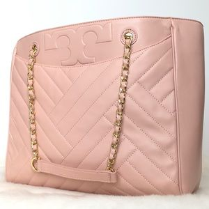 Tory Burch Bags - 💯Tory Burch Light Pink Tote